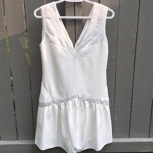 Sandro Off White Dress Size 1/Small
